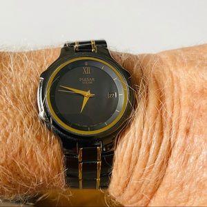 Pulsar Solar watch